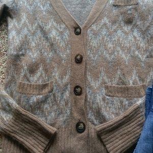 Madewell Wallace Cardigan Sweater